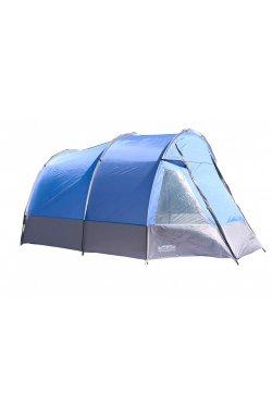 Палатка 5ти мест KILIMANJARO TM-SBDT-13T-019 5м синяя