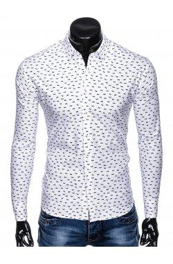 Рубашка R454