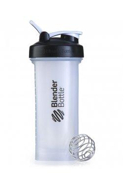 Шейкер спортивный BlenderBottle Pro45 1270ml Clear/Black (ORIGINAL)