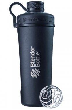 Спортивная бутылка-шейкер BlenderBottle Radian THERMO EDELSTAHL 26OZ / 770ML Black (ORIGINAL)