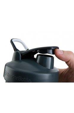 Шейкер спортивный BlenderBottle Pro45 1270ml Grey/Green(ORIGINAL)