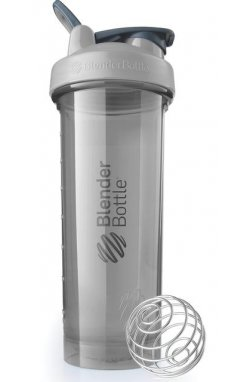 Спортивная бутылка-шейкер BlenderBottle Pro32 Tritan 940ml Grey (ORIGINAL)