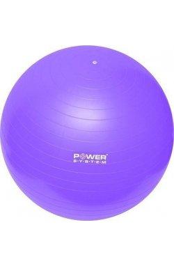 Мяч для фитнеса и гимнастики POWER SYSTEM PS-4012 65 cm Purple