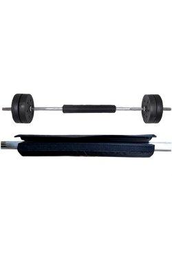 Смягчающая накладка на гриф Power System Bar Pad PS-4036 Black (d7)