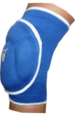 Наколенник Power System Elastic Knee Pad PS-6005 Blue