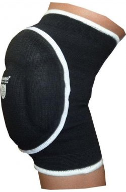 Наколенник Power System Elastic Knee Pad PS-6005 Black