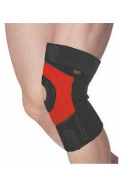 Наколенник Power System Neo Knee Support PS-6012 Black/Red