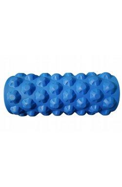 Масажний ролик (валик, роллер) SportVida SV-HK0171 Blue