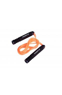 Скакалка PowerPlay 4205 Оранжева