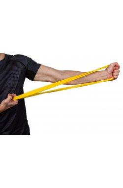 Резина для тренировок PowerPlay 4115 ight Жовта