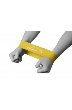 Фитнес резинка PowerPlay 4114 ight Жовта