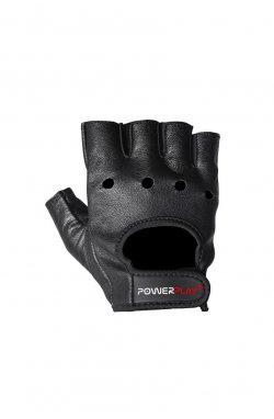 Рукавички для фитнеса PowerPlay 1572 Чорні
