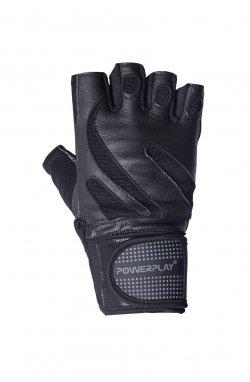 Перчатки для фитнеса PowerPlay 1064 Чорні
