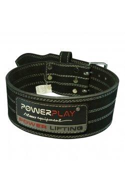 Пояс для пауерліфтингу PowerPlay 5150 Чорний X