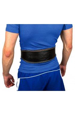 Пояс для тяжёлой атлетики PowerPlay 5084 Чорно-Жовтий X