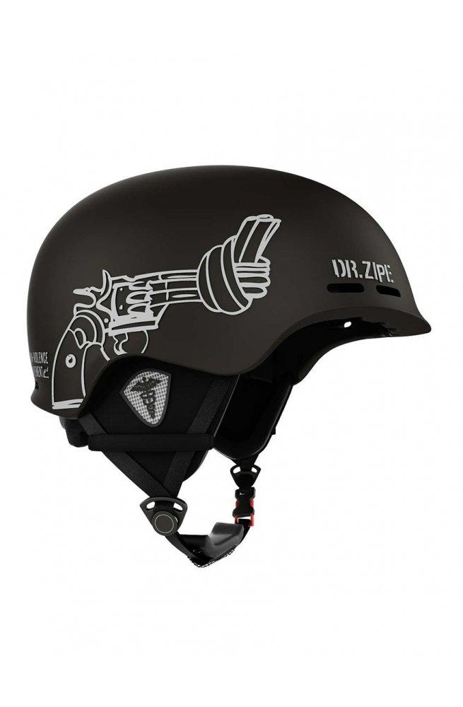 Шлем Dr Zipe Ski helmet Non Violence