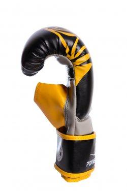 Снарядні рукавички PowerPlay 3038 Чорно-Жовті