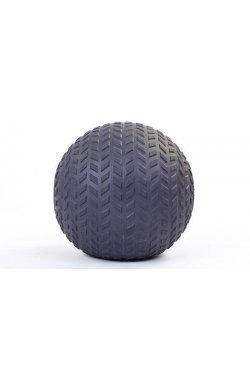 Мяч SlamBall для кросфита и фитнеса Power System PS-4116 10кг рифленый