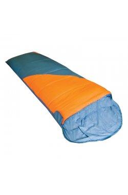 Спальный мешок Tramp Fluff оранжевый/серый R