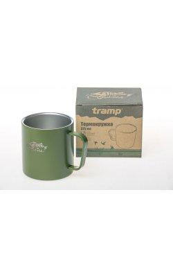 Темокружка Tramp 375 мл оливковый TRC-098