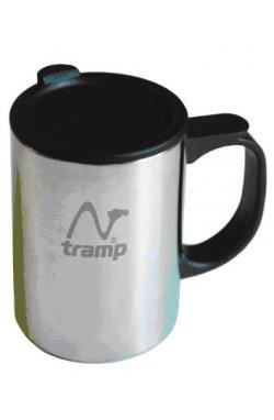 Термокружка с поилкой Tramp 400мл серый TRC-019