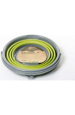 Ведро складное силиконовое Tramp 10L olive