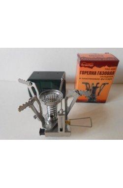 Горелка газовая с пьезоподжигом Tramp TRG-009