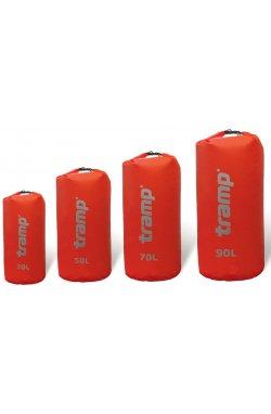 Гермомешок Tramp Nylon PVC 20 красный