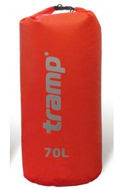 Гермомешок Tramp Nylon PVC 70 красный