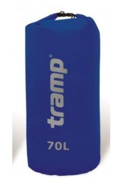 Гермомешок Tramp PVC 70 л (синий)