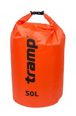 Гермомешок PVC Diamond Rip-Stop оранжевый 50л