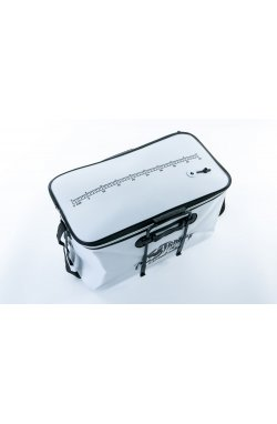 Сумка рыболовная Tramp Fishing bag EVA White - M