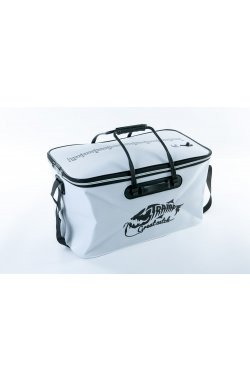 Сумка рыболовная Tramp Fishing bag EVA White - S