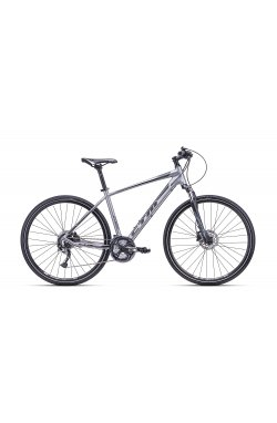 Велосипед CTM Stark 1.0 (matt grey) 2018 года; 17 ростовка