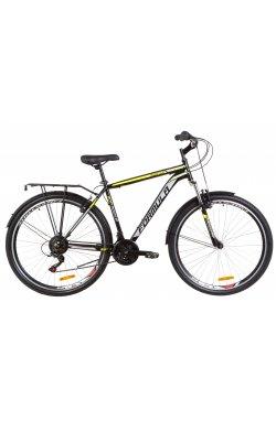 """Велосипед 28"""" Formula MAGNUM 2019 (черно-желтый)"""