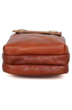 Универсальная сумка – органайзер на пояс из кожи John McDee 5001B