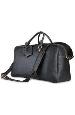 Кожаная дорожная сумка в классическом стиле 7156LA