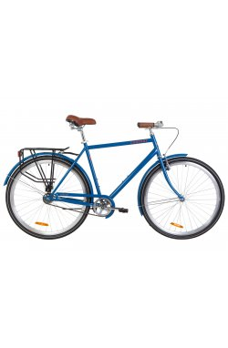 "Велосипед 28"" Dorozhnik COMFORT MALE 2019 (синий)"
