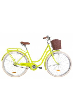 """Велосипед 28"""" Dorozhnik RETRO 2019 (салатный )"""