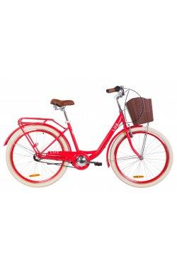 """Велосипед 26"""" Dorozhnik LUX PH 2019 (красный)"""