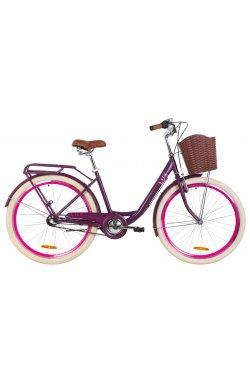 "Велосипед 26"" Dorozhnik LUX PH 2019 (сливовый (м))"