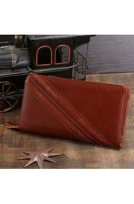 Мужской клатч Vintage 14197 кожаный