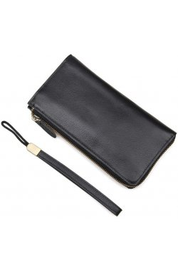 Мужской клатч Vintage 14442 Черный, Черный