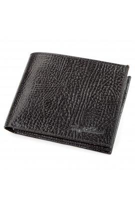 Портмоне мужское Tony Bellucci 17205 кожаное Черное, Черный