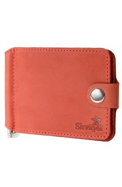 Зажим для купюр SHVIGEL 13788, Красный