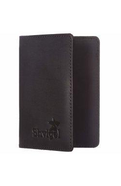 Кредитница SHVIGEL 00118 Черная, Черный