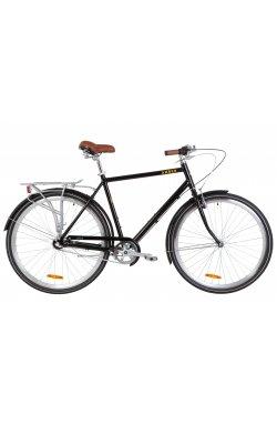 "Велосипед 28"" Dorozhnik AMBER PH 2019 (черно-желтый)"
