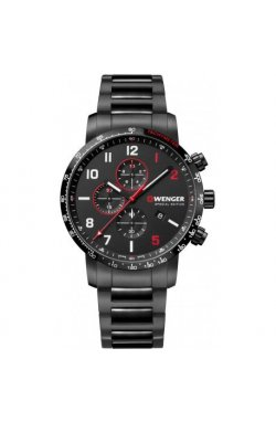 Мужские часы Wenger ATTITUDE Chrono W01.1543.125