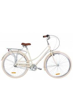 "Велосипед 28"" Dorozhnik SAPPHIRE PH 2019 (бежевый)"