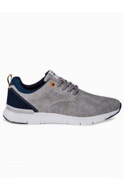 Men's trainers T258 - grey